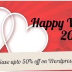 Best WordPress Valentine Deals 2017