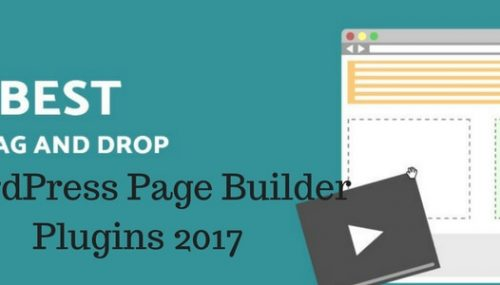 WordPress Page Builder plugins