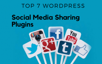 Top 7 WordPress SocialMedia Sharing Plugins
