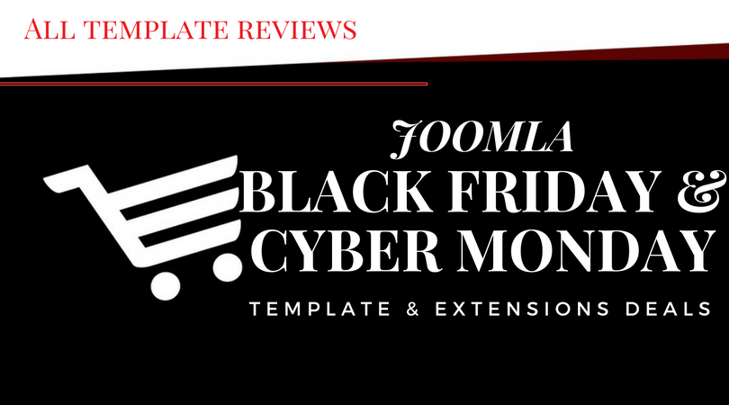 Black Friday Joomla template Deals, Black Friday Joomla Deals