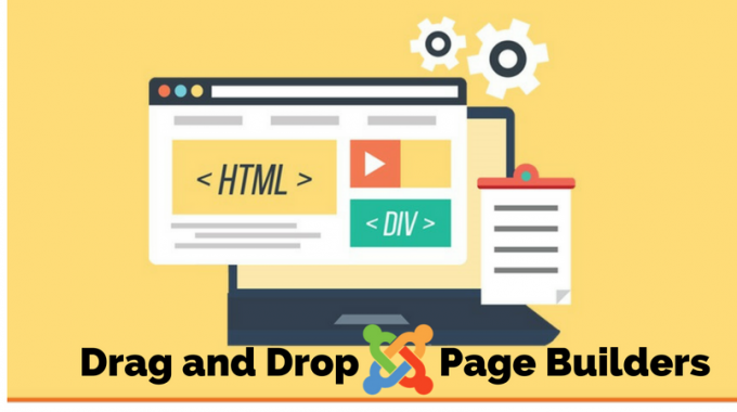 Best Drag and Drop Joomla Page Builders Extensions Compared