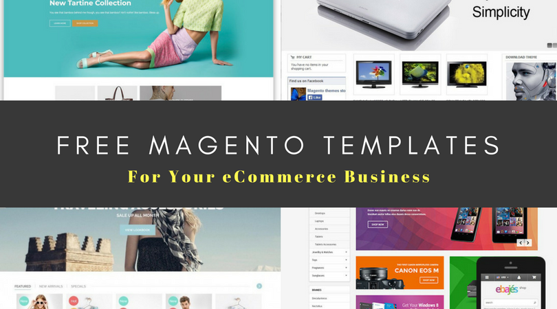 15 Free Magento Templates For Your eCommerce Business 2018
